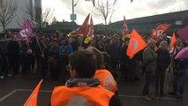 Manifestation du personnel ADAPEI de Vendée