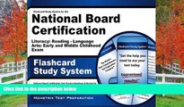 Fresh eBook  Flashcard Study System for the National Board Certification Literacy: Reading -
