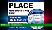 Online eBook  PLACE Mathematics (04) Exam Flashcard Study System: PLACE Test Practice Questions