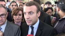 """Le 18:18 - Macron : """"A Marseille et dans tous les territoires, il faut aller partout, n'avoir peur de rien"""""""