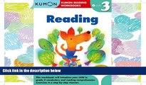 FULL ONLINE  Grade 3 Reading (Kumon Reading Workbooks)