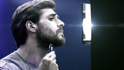 Style n°4 - Tailler sa moustache en trait de crayon - Gillette Fusion ProGlide Styler
