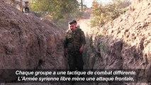 A Deir Ezzor, combats rapprochés entre soldats et jihadistes