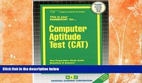 Full [PDF]  Computer Aptitude Test (CAT)(Passbooks) (Career Examination)  READ ONLINE
