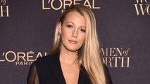 Blake Lively Stuns on First Red Carpet Since Giving Birth to Second Daughter