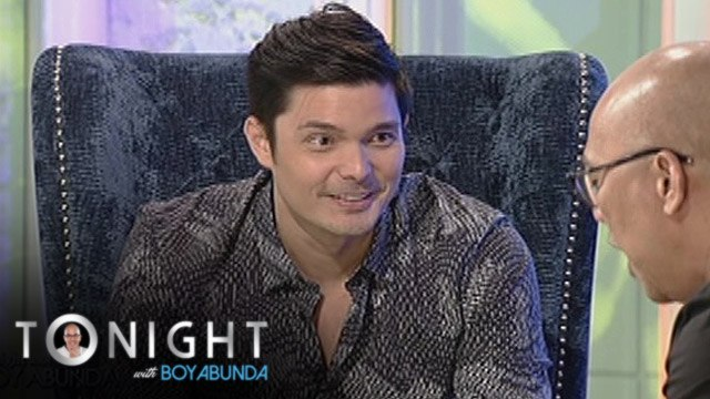 TWBA: Fast Talk with Dingdong Dantes