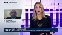 Kosovo police thwart coordinated terror attack