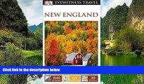 Buy DK DK Eyewitness Travel Guide: New England  Pre Order