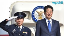 Japanese Prime Minister Shinzo Abe first foreign leader to meet with Trump