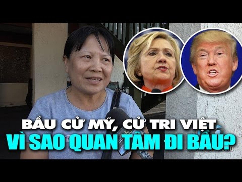 Cử tri gốc Việt: Vì sao quan tâm bầu cử, và muốn bầu ƯCV gốc Việt?