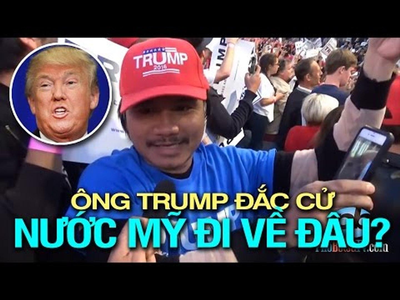 Bình luận hậu bầu cử Mỹ (Phần 2): Ông Trump làm Tổng thống, nước Mỹ đi về đâu?