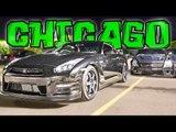 Chicago STREET RACING!! 600-1000hp Street Cars!