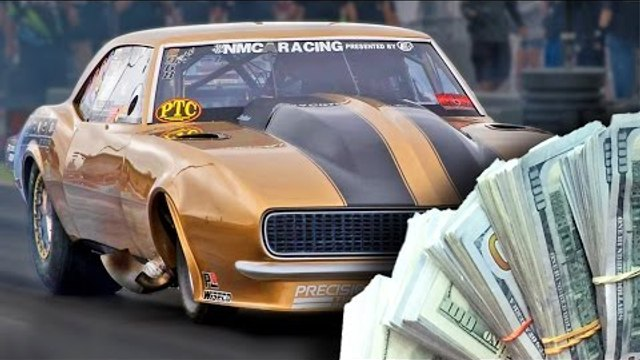 How to Win $60K with a RACE CAR!