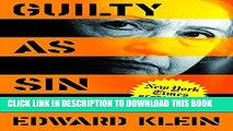 [PDF] Guilty as Sin: Uncovering New Evidence of Corruption and How Hillary Clinton and the