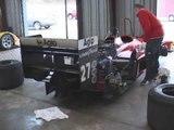 Ferrari FXX F1 F430 F430 Scuderia cars at the track