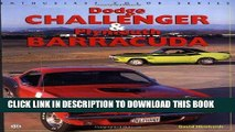 Best Seller Dodge Challenger   Plymouth Barracuda (Enthusiast Color Series) Free Read