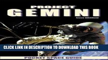 Ebook Project Gemini Pocket Space Guide (Pocket Space Guides) Free Read