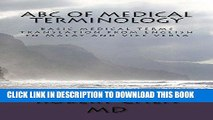 PDF] ABC of Medical Terminology: Basic medical terms