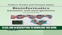 Ebook Bioinformatics: Genomics and Post-Genomics Free Read