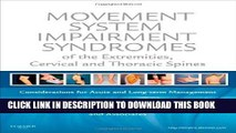 [PDF] Movement System Impairment Syndromes of the Extremities, Cervical and Thoracic Spines, 1e