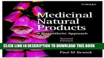 Best Seller Medicinal Natural Products: A Biosynthetic Approach Free Read