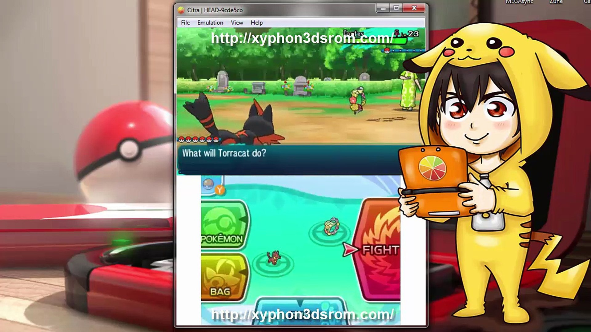 Pokemon Sun And Moon 3ds Download With Proof Of Pc Emulator Gameplay Video Dailymotion