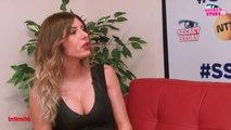 """ETI: Sarah Lopez (SS 10) : """"Oui, Mélanie et Bastien ont fait l'amour sans couverture devant les caméras !"""""""
