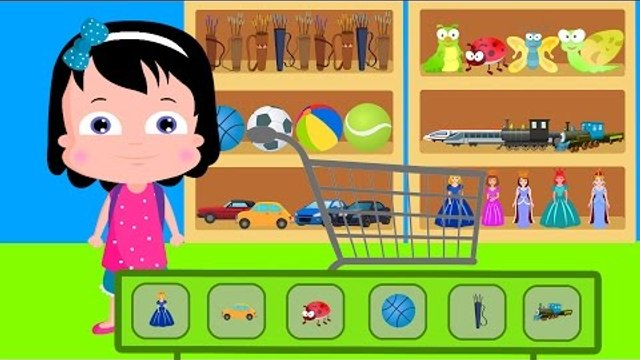 Shopping Cart   Toy Collector   Shopping for Kids
