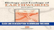 [PDF] Biology and Ecology of Earthworms (Biology   Ecology of Earthworms) Full Online
