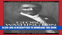 [PDF] George Washington Carver: A Biography (Greenwood Biographies) Popular Online