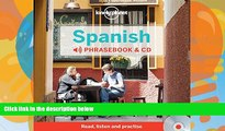 Lonely Planet Lonely Planet Spanish Phrasebook and Audio CD (Lonely Planet Phrasebook: Spanish)