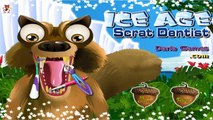 Ice Age Scrat Dentist - Ice Age Games For Kids
