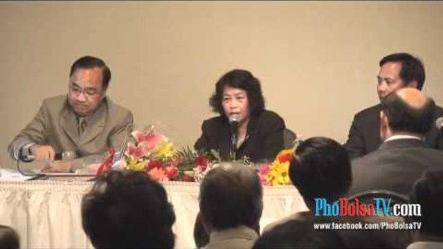 Đảng Việt Tân giới thiệu nhà văn/nhà dân chủ Trần Khải Thanh Thủy - phần 4