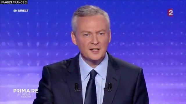 Bruno Le Maire dénonce le manque de «respect» de Jean-Pierre Elkabbach