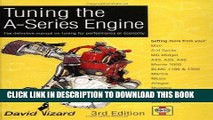 Read Now Tuning the A-Series Engine: The Definitive Manual on Tuning for Performance or Economy