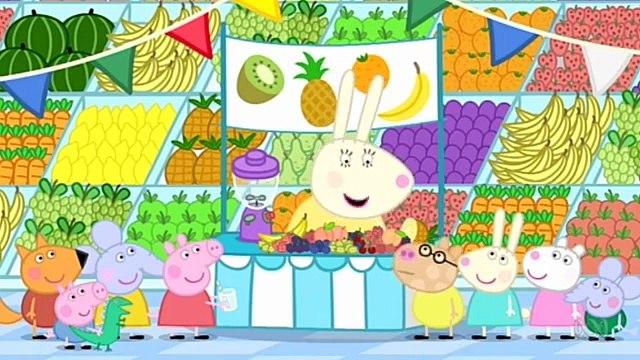 Peppa Pig Season 4 Episode 45 Fruit
