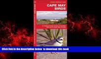 liberty book  Cape May Birds: A Folding Pocket Guide to Familiar Species in Cape May County