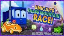 Команда Умизуми-Горные гонки |Team Umizoomi-Umicars Shape Mountain Race!
