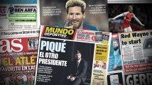 Le Barça a un nom pour remplacer Luis Enrique, Griezmann et Gameiro meilleurs que la BBC