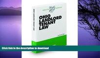 FAVORITE BOOK  Ohio Landlord Tenant Law, 2010-2011 ed. (Baldwin s Ohio Handbook Series)  BOOK