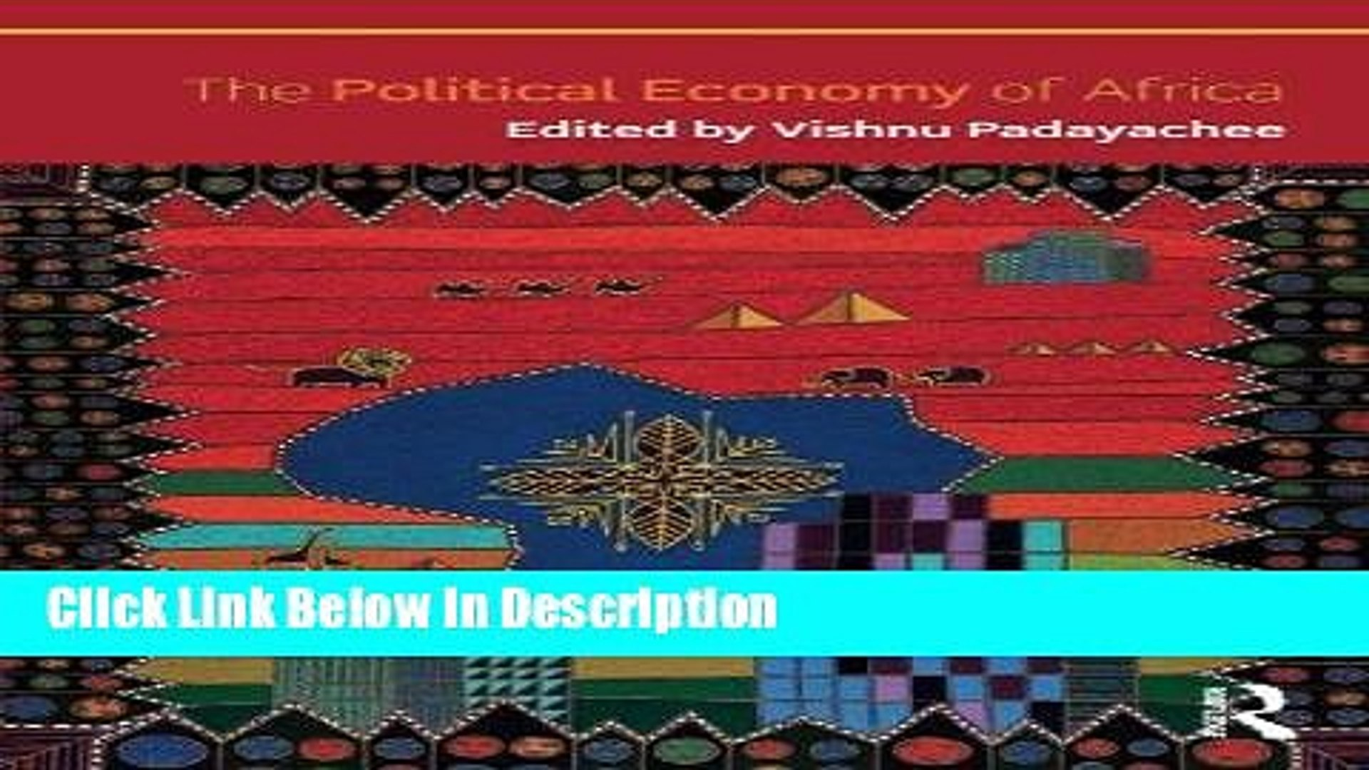 [PDF] The Political Economy of Africa [Download] Full Ebook