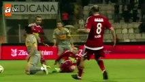 16.04.2015 - 2014-2015 Turkish Cup Quarter Final 2nd Leg Medicana Sivasspor 1-1 Kayserispor (With Penalties 3-1)