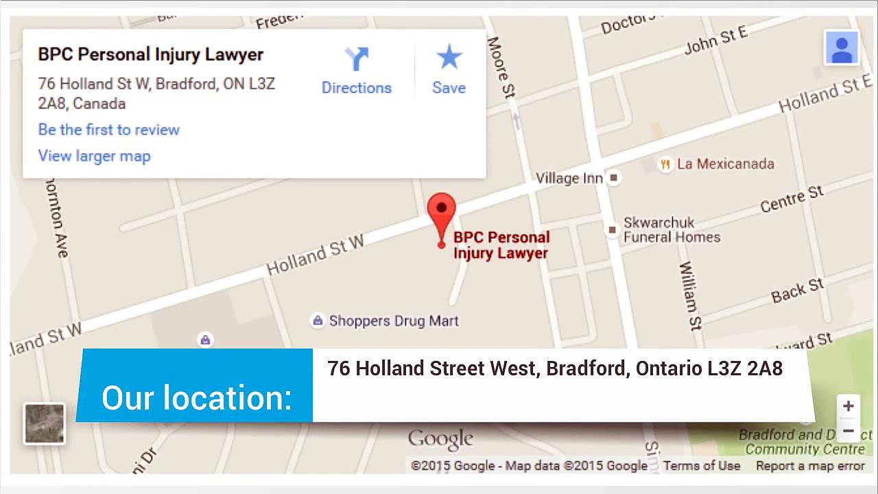 Top Injury Lawyer Bradford – BPC Personal Injury Lawyer (800) 947-1436