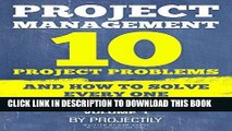 [PDF] Project Management: Project problems and how to solve every one (Project Manager Book 1)