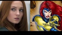 X-Men Apocalypse,Sophie Turner as Jean Grey , aka Sansa Stark of Game of Thrones