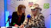 Isabelle Morizet reçoit Michel Polnareff le samedi 19/11 sur Europe 1
