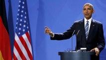 Obama despede-se dos líderes europeus
