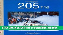 [PDF] Epub Peugeot 205 T16 (Rally Giants) Full Download