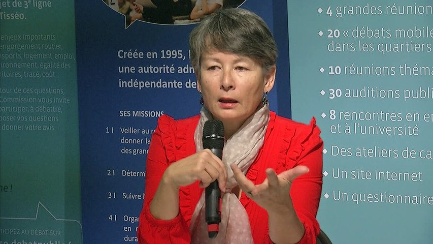 Audition de Cécile Ha Minh Tu 17 novembre