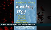 liberty book  Breathing Free: The 5-day Breathing Programme That Can Change Your Life BOOOK ONLINE